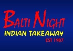 balti night