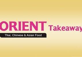 orient takeaway logo