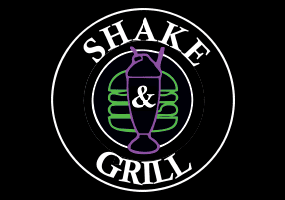 shake and grill logo