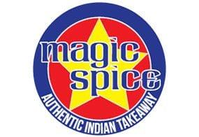 magic spice logo