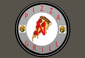 pizza grill logo
