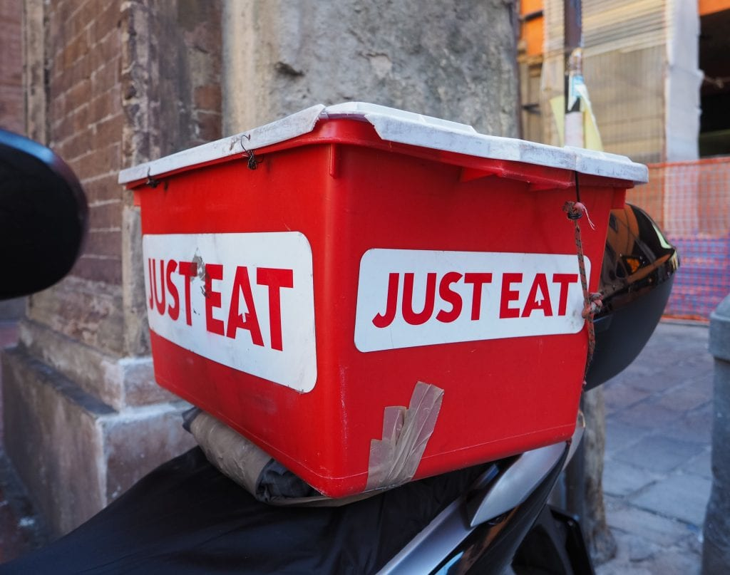 Just Eat Alternative UK