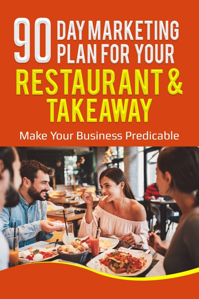 90 Day Marketing Plan For Restaurant