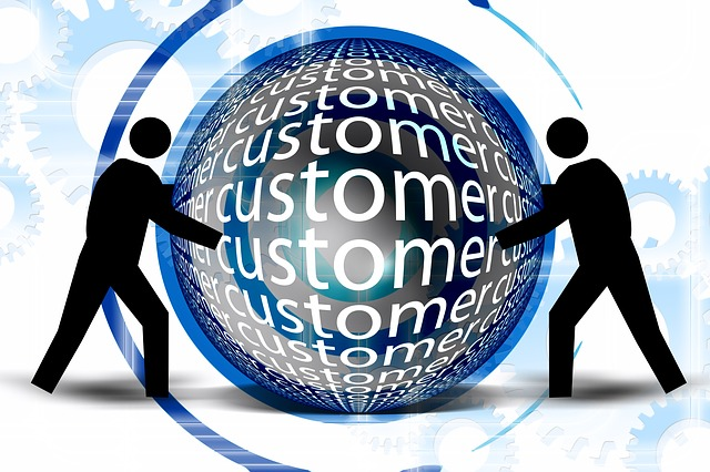 Customer is Key