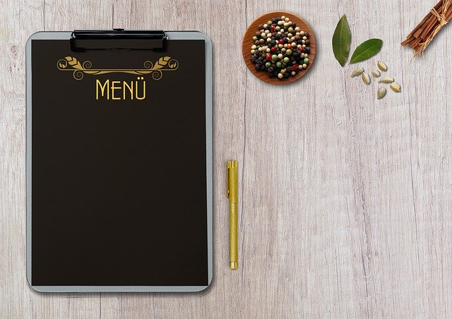 Deciding food costs on a new menu