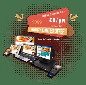 Online Ordering System Offer