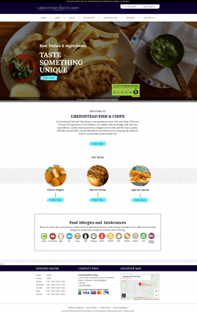 Restaurant Online Ordering and Food Delivery
