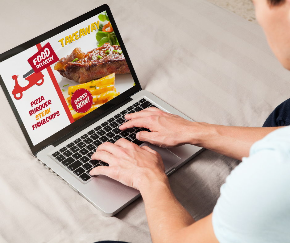 Setting up an online takeaway may well help businesses thrive.